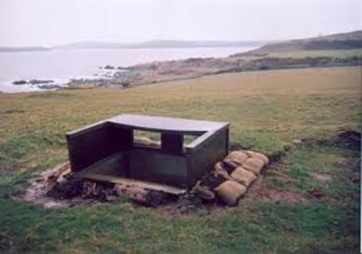 Dundrennan Bunker